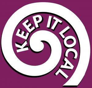 Keep It Local Craft Fair Logo