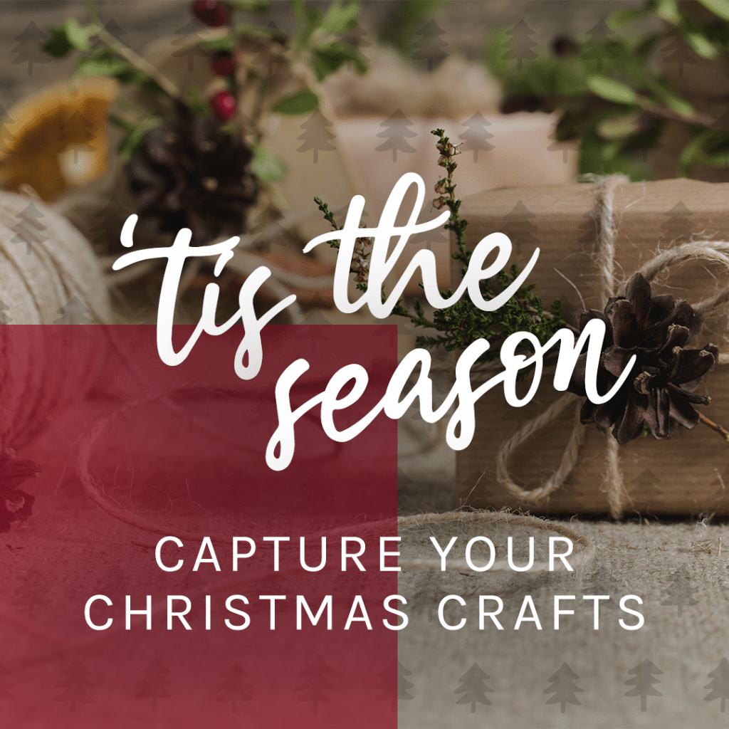 'Til the Season Christmas competition by CraftCover.