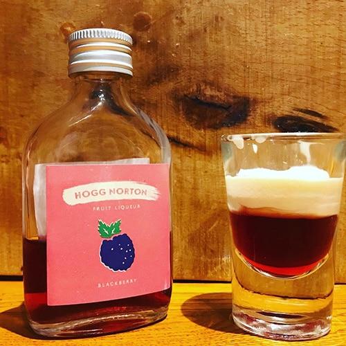 hogg norton liqueur shot