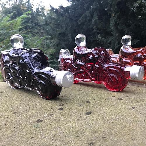 motorbike bottles hogg norton
