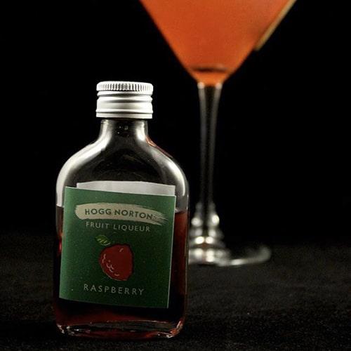 raspberry fruit liqueur