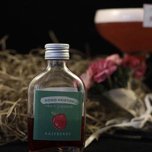 raspberry hogg norton liqueur